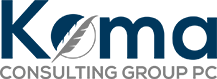 Koma Consulting Group PC Logo